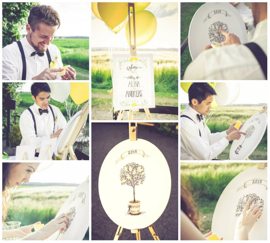 Foto: Weddingtree by Jen's Wedding Stuff