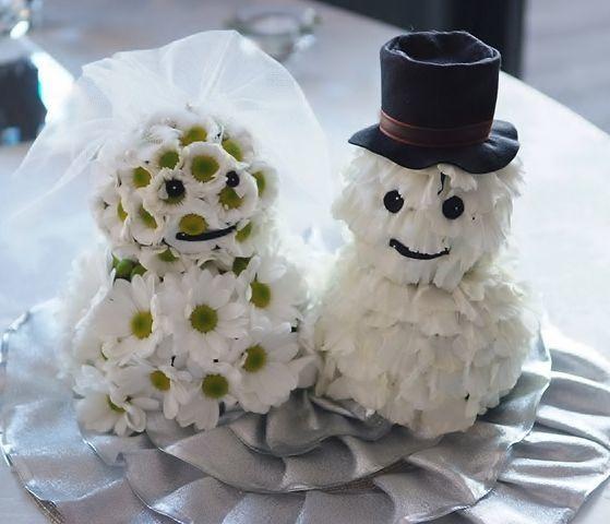 Uma surpresa aos noivos numa cerimónia de Inverno repleta de beleza. Decoration and wedding planner project