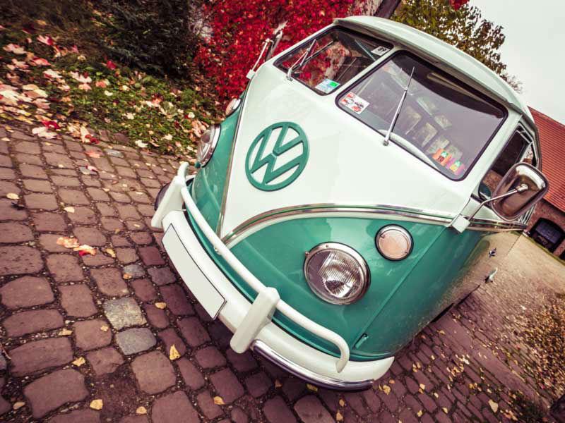 Beispiel: Das Auto für Ihre Hochzeit, Foto: VinVents.