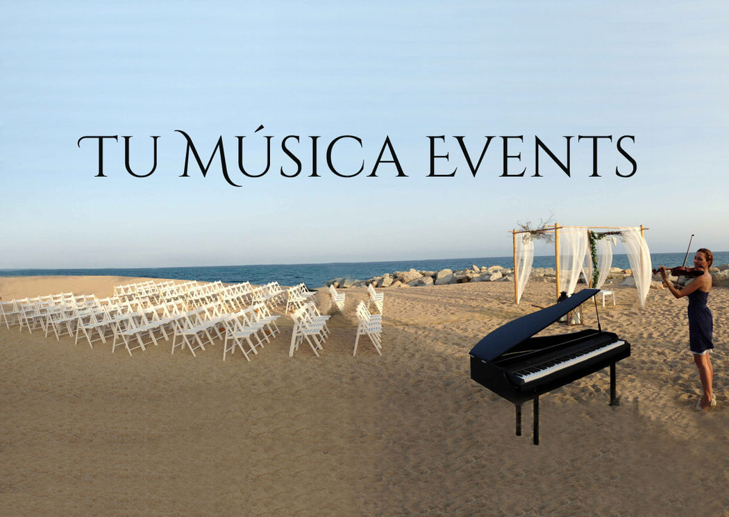 Logo Tu Música Events