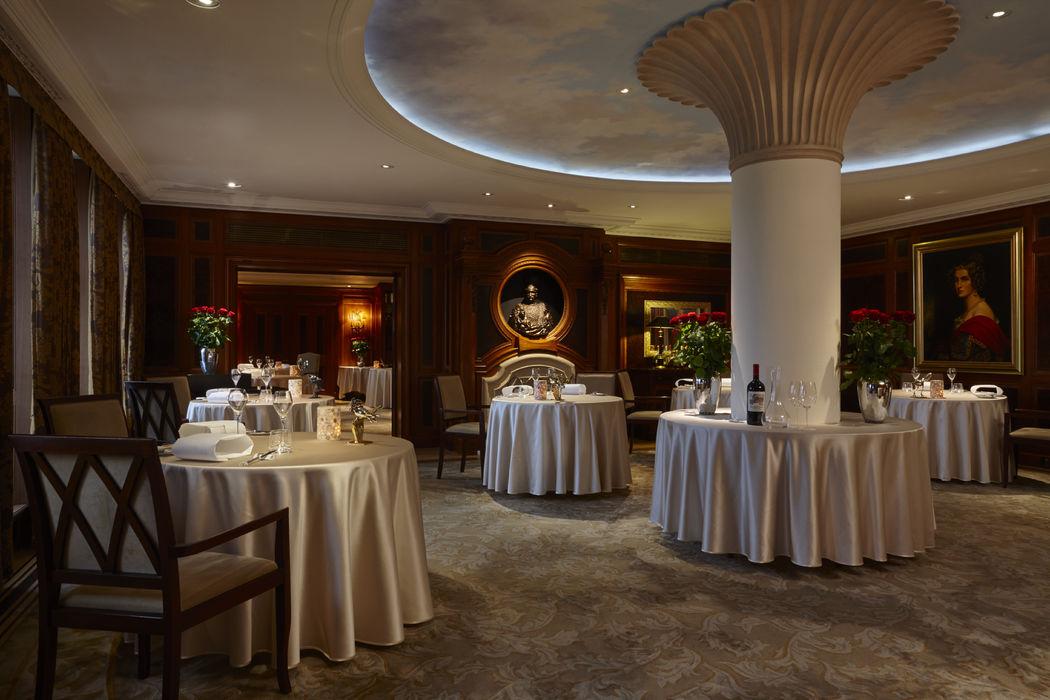 Beispiel: Lorenz Adlon Esszimmer, Foto: Hotel Adlon Kempinski.
