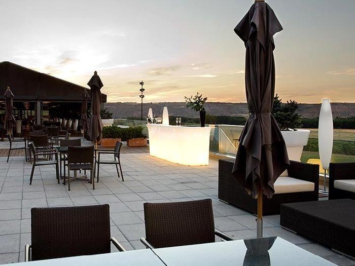 Bodega Cepa21 - Restaurante