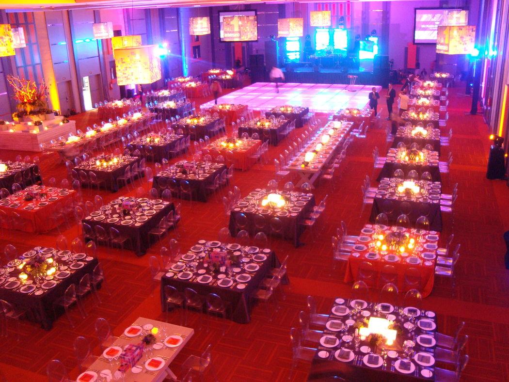 Salón Guadalajara, hasta para 680 personas