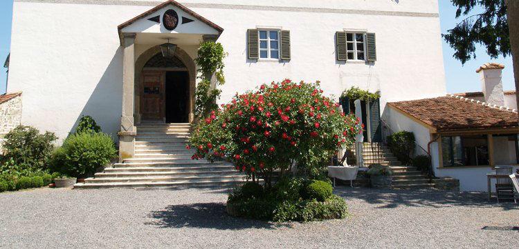 Beispiel: Eingang, Foto: Schloss Kapfenstein.