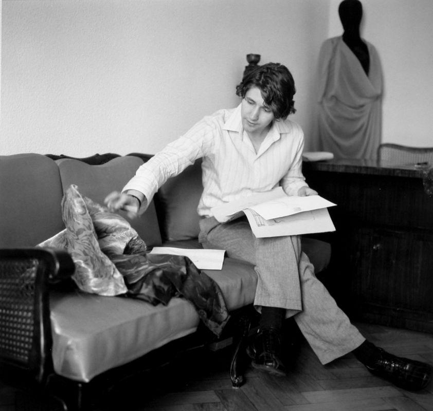 Martin Teufl, La Rose Noire Couture