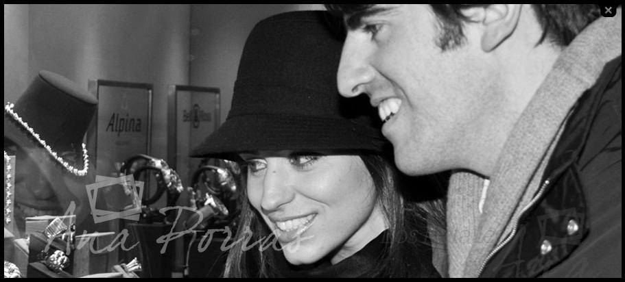 Ana Porras. Un reportaje de pre boda.