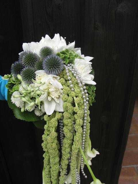 Beispiel: Florale Blumenkunst, Foto: Florales und Gestaltung.