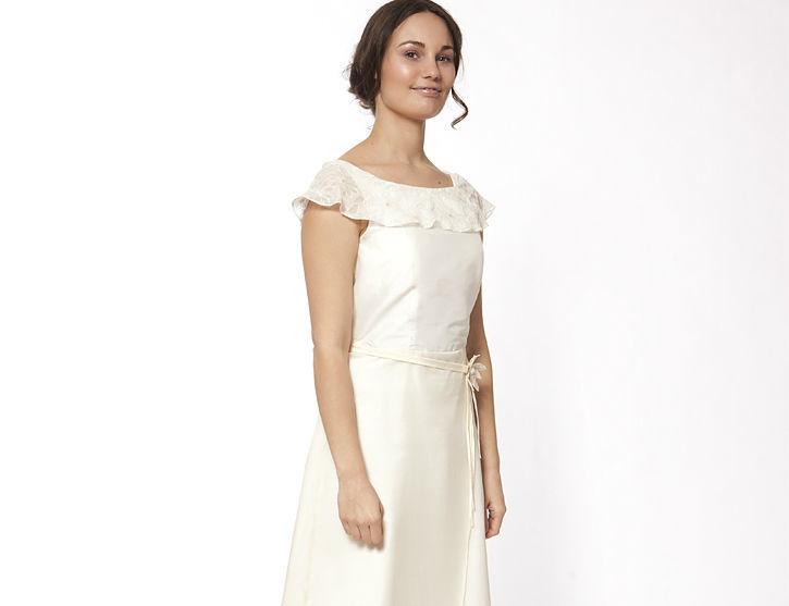 Beispiel: Traumhafte Kleider für Ihre Hochzeit, Foto: JAAP Onlineshop.