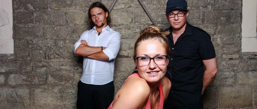 Beispiel: Die Band, Foto: Popsofa.