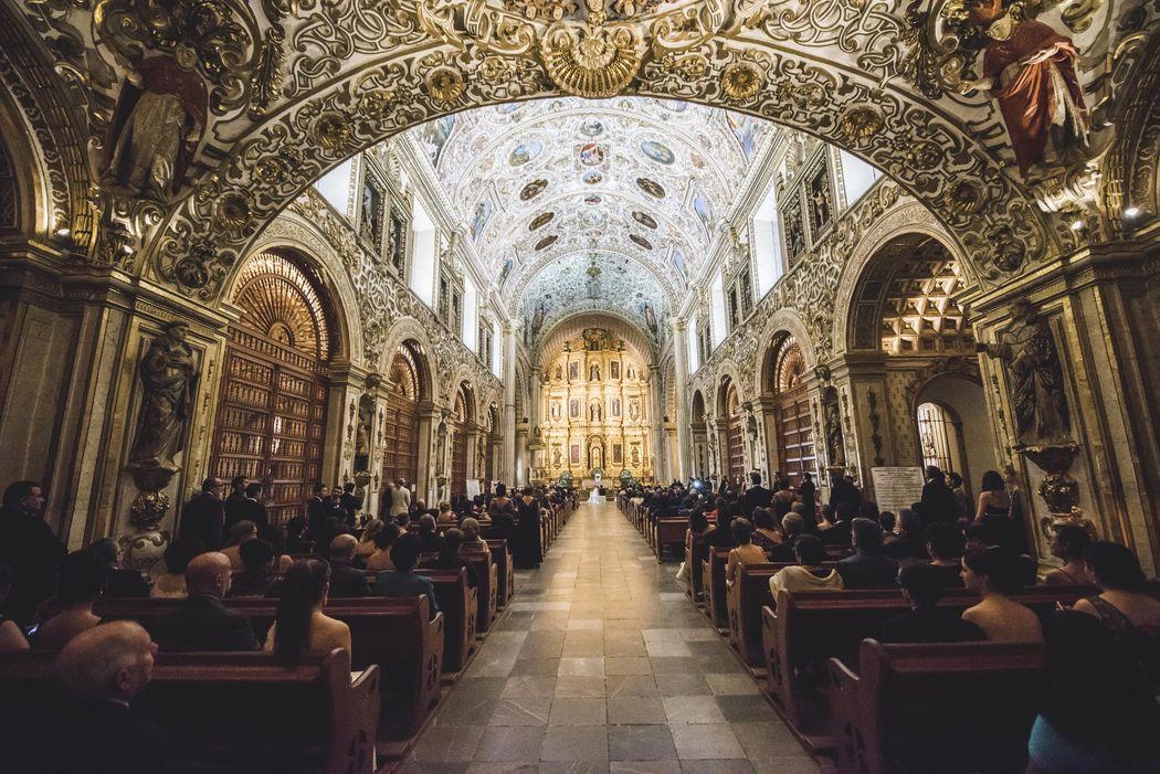 Templo de Santo Domingo - Casa Don Luis - Oaxaca