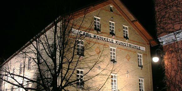 Beispiel: Fassade, Foto: Künkele Mühle.