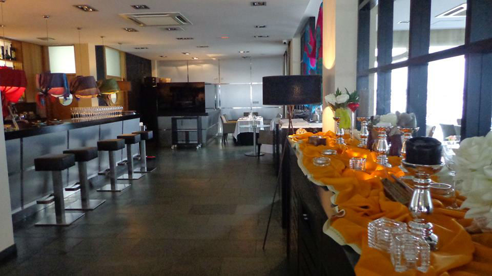 Restaurante Marina Dávila.