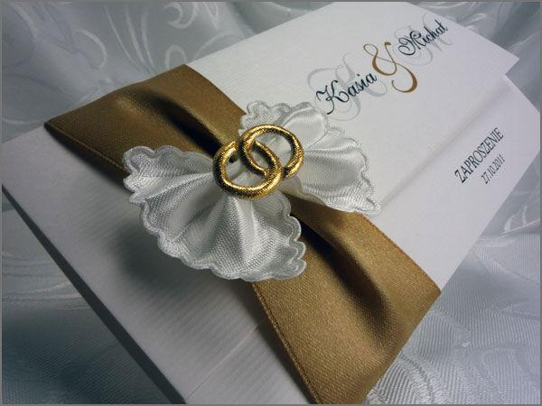 Zaproszenia ślubne Laura
