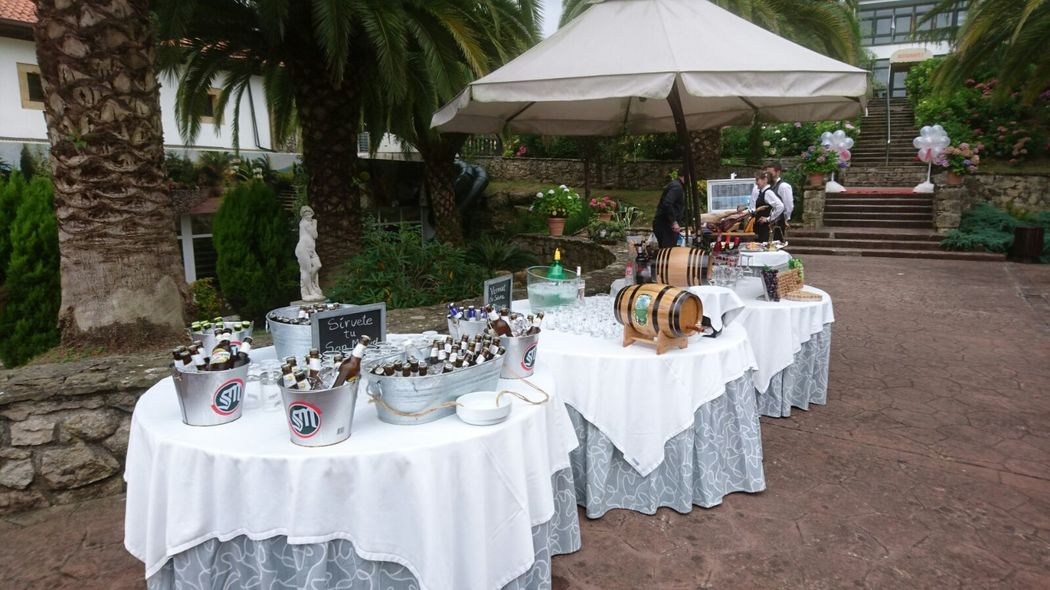 mesas temáticas en aperitivo