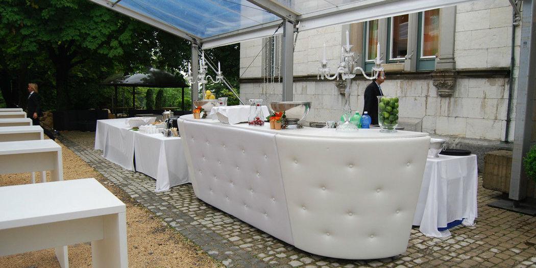 Beispiel: Bar, Foto: Schloss Sihlberg.