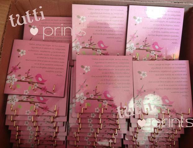 Tutti Prints, empresa de recuerdos para bodas ubicada en Metepec