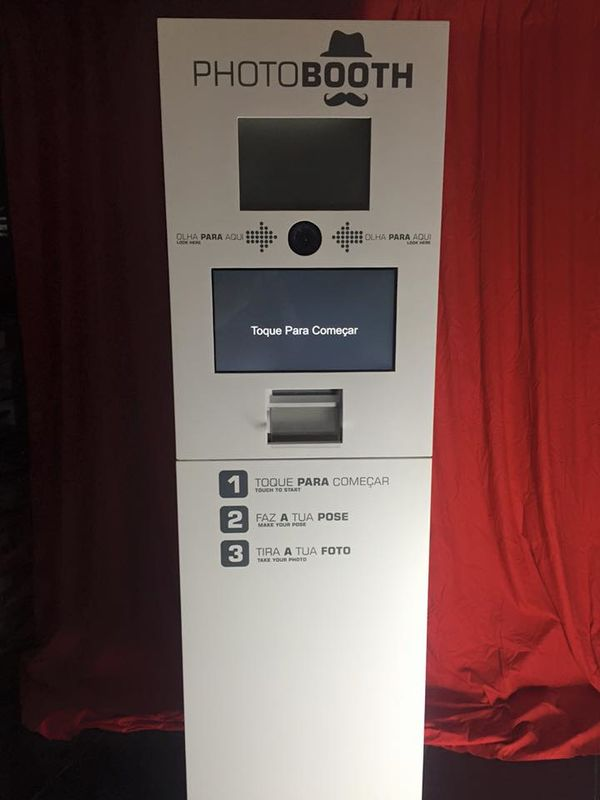 Máquina Photo Booth