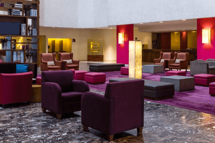 Hotel Camino Real Aeropuerto México, en Distrito Federal