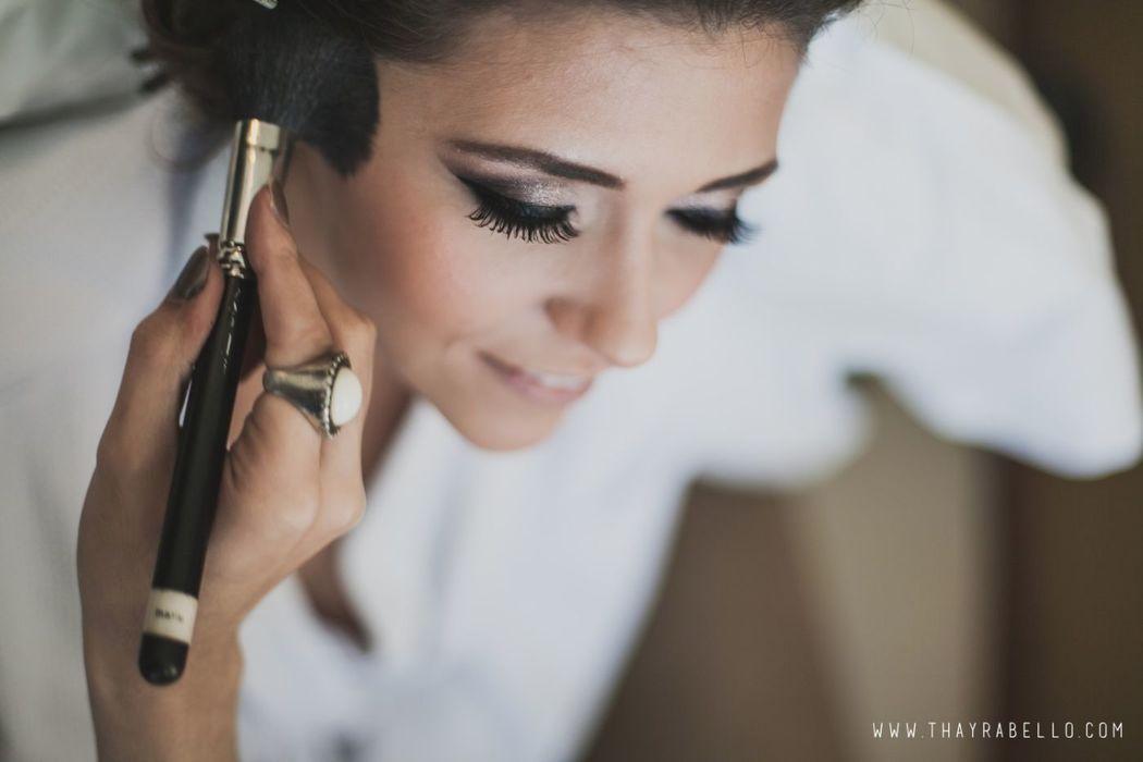 Maquiagem Casamento Rio de Janeiro Manu Guerra Makeup Foto: Thay Rabello