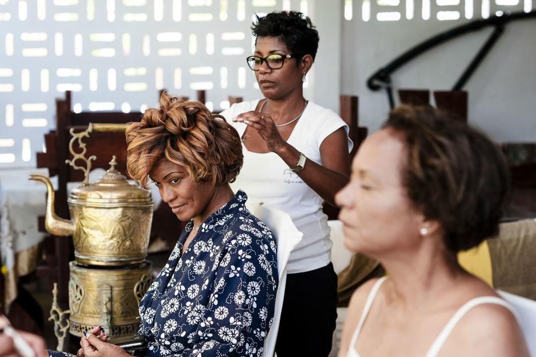 LA coiffure du Jour J: AXE COIFFURE