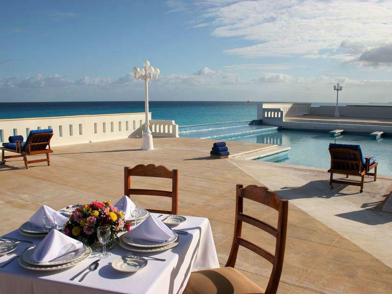 Hotel Casa Turquesa ubicado en Cancún para que celebres tu boda