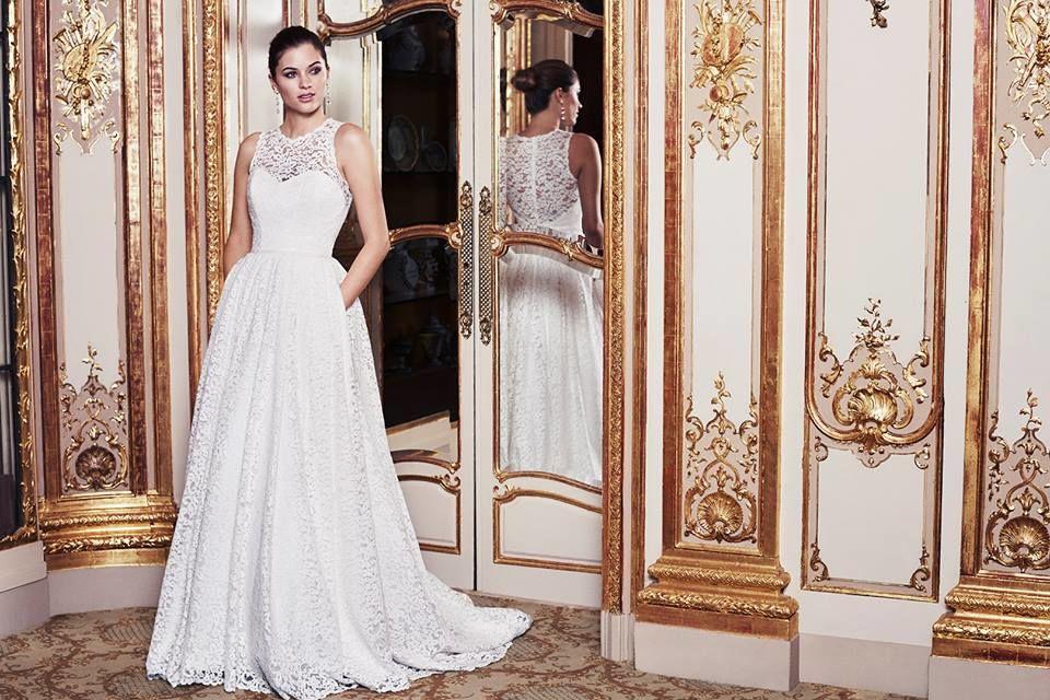 Caroline Castigliano Vintage Dress