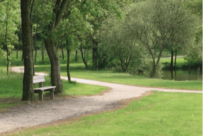 Parc de LA GODELINIERE
