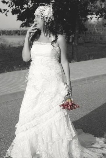 Imágenes únicas del día de la boda
