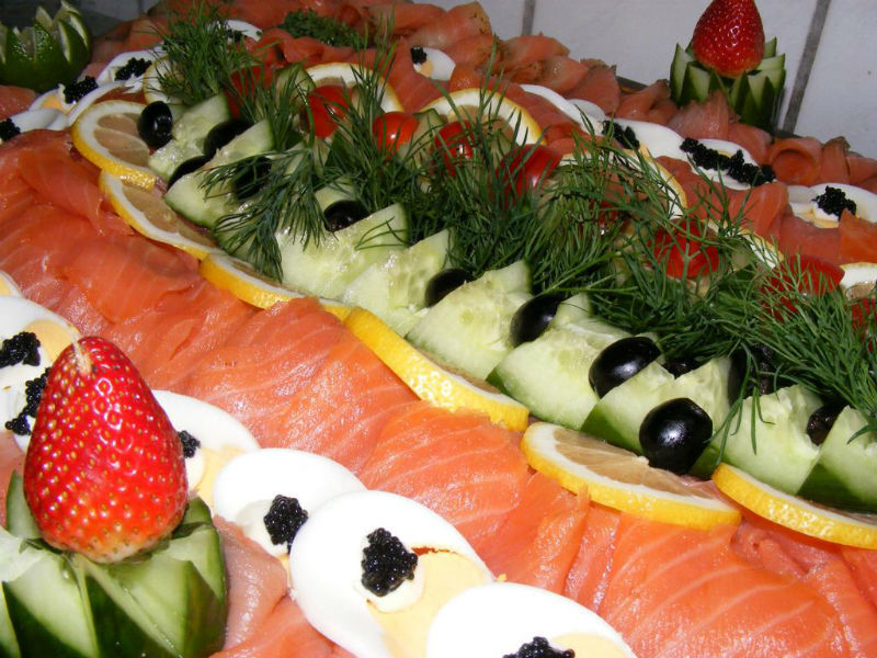 Beispiel: Gastronomie, Foto: Gasthof Loers.