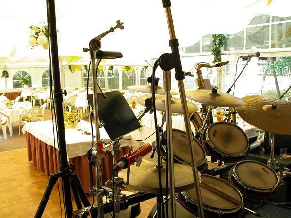 Beispiel: Ausstattung: Musikalische Unterhaltung, Foto: Landhaus Lindenhof.