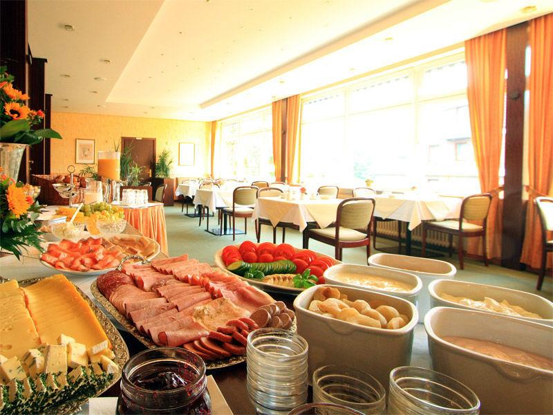 Beispiel: Buffet, Foto: Hotel Dorn.