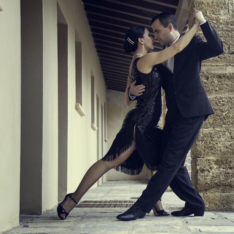 Tango - Elegancia
