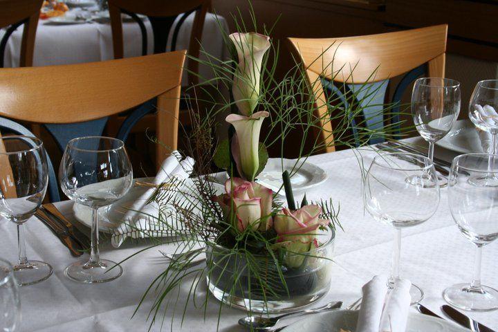 Beispiel: Blumenschmuck, Foto: Geuenicher Hof.