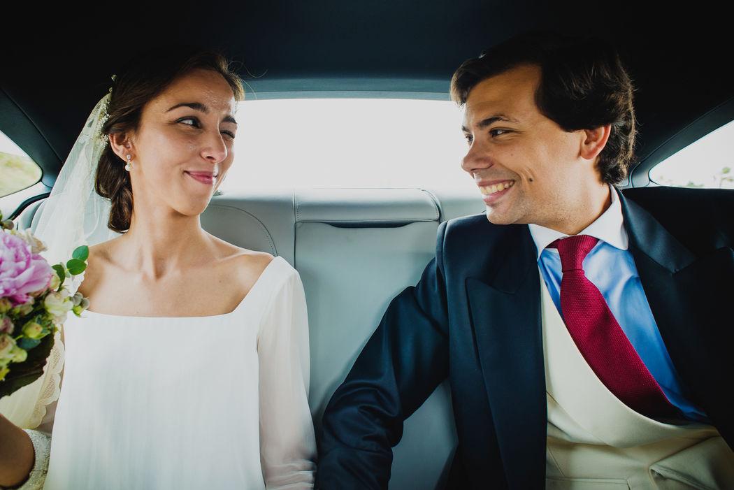 B+P Guiño - efeunoocho fotografía de boda