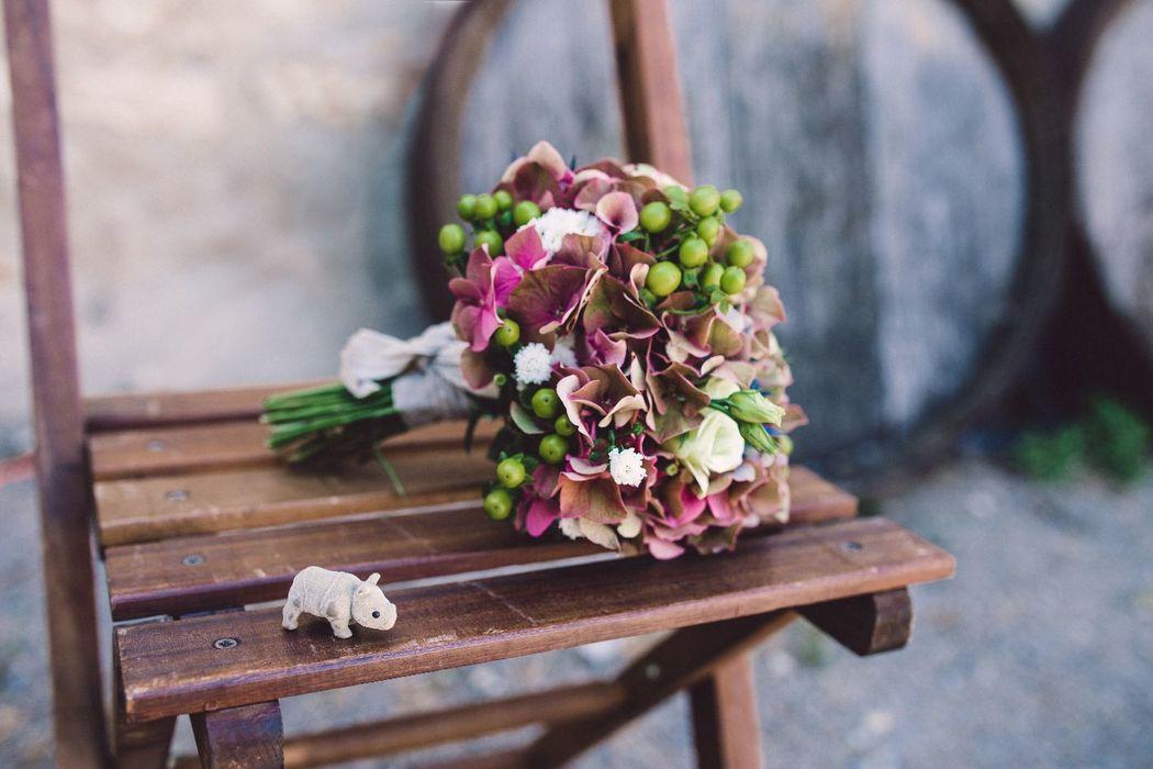 Bouquet de la Mariée Photos : Angelo Lacancellera