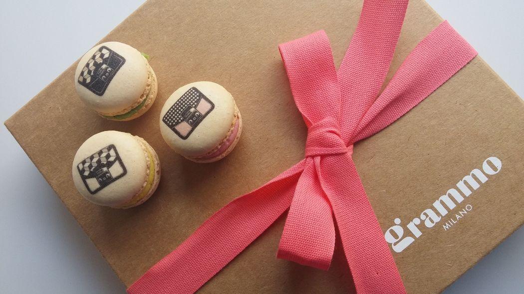 Grammo Milano macarons personalizzati