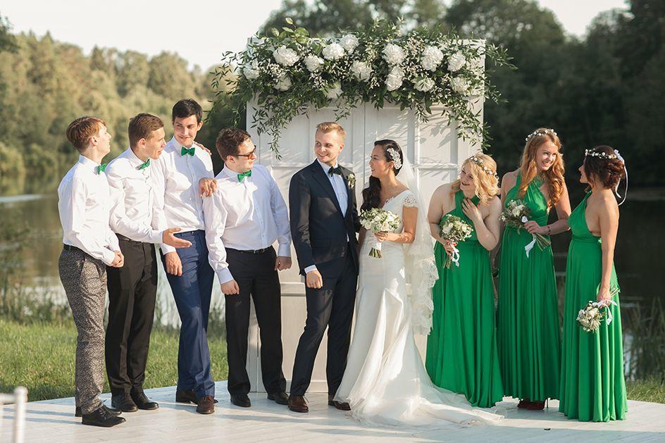 Свадьба Димы и Киры. Концепция