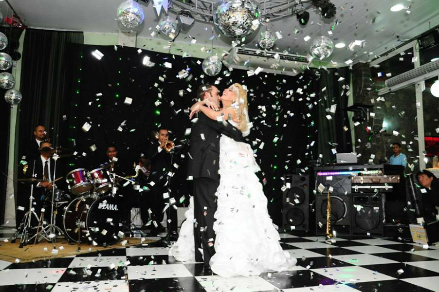 Dança dos noivos (opção)