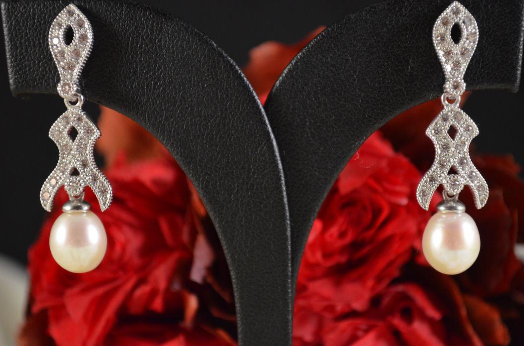 pendientes novia cadiz