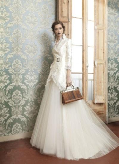 Beispiel: Kleider von bekannten Markenherstellern, Foto: Lunardi Cerimonia.