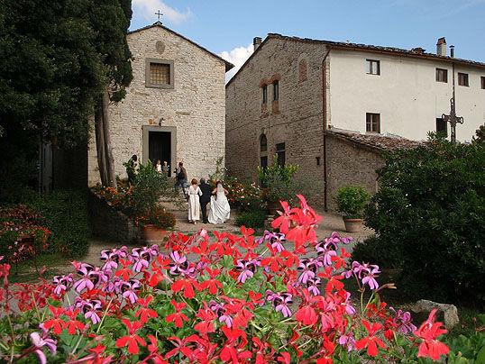 La fattoria di Castiglionchio