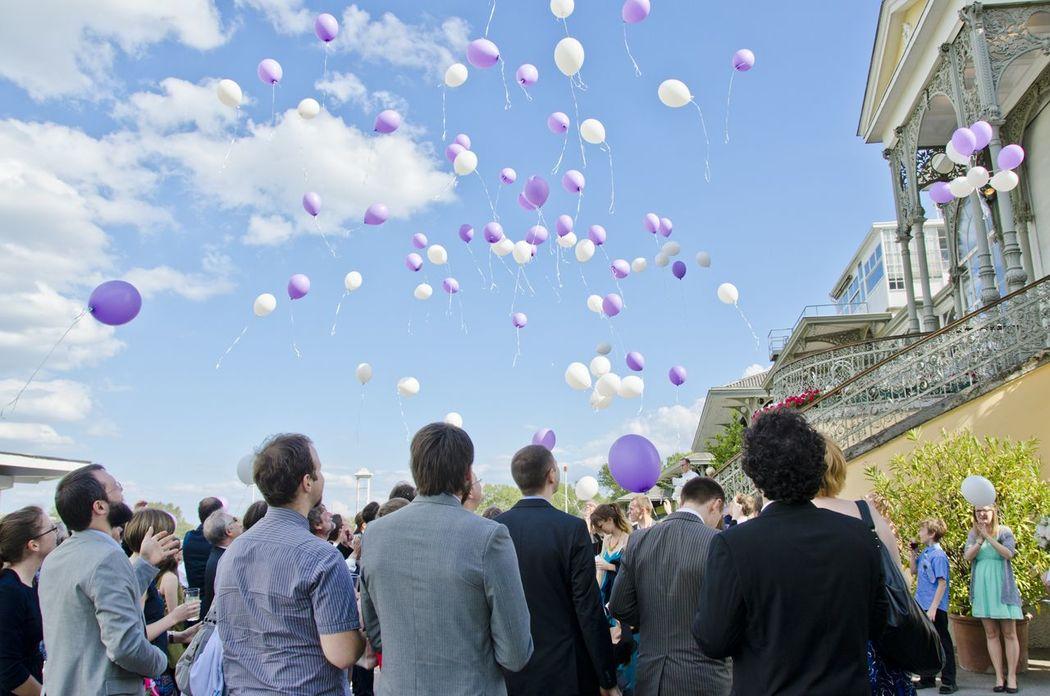 Träumen und Wirklichkeit schaffen - mit kleinen Tricks große Wirkung erzielen  (Fotocredit: The Wedding Photographer)
