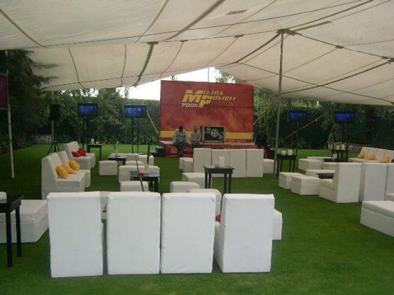 Global Lounge Eventos en el DF