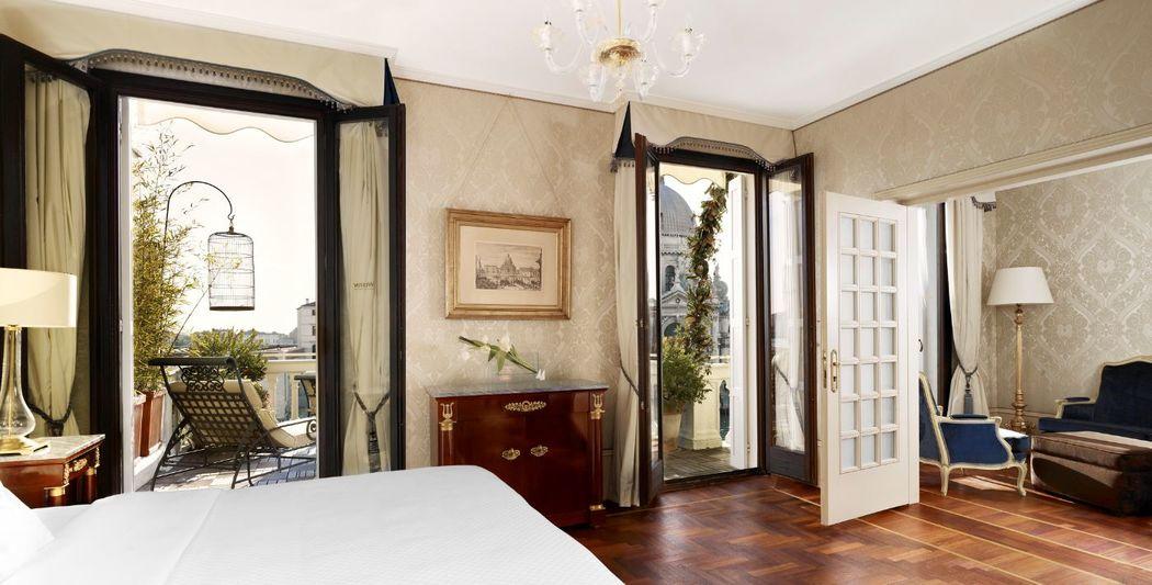 Deluxe Terrace Suite - Palazzo Regina