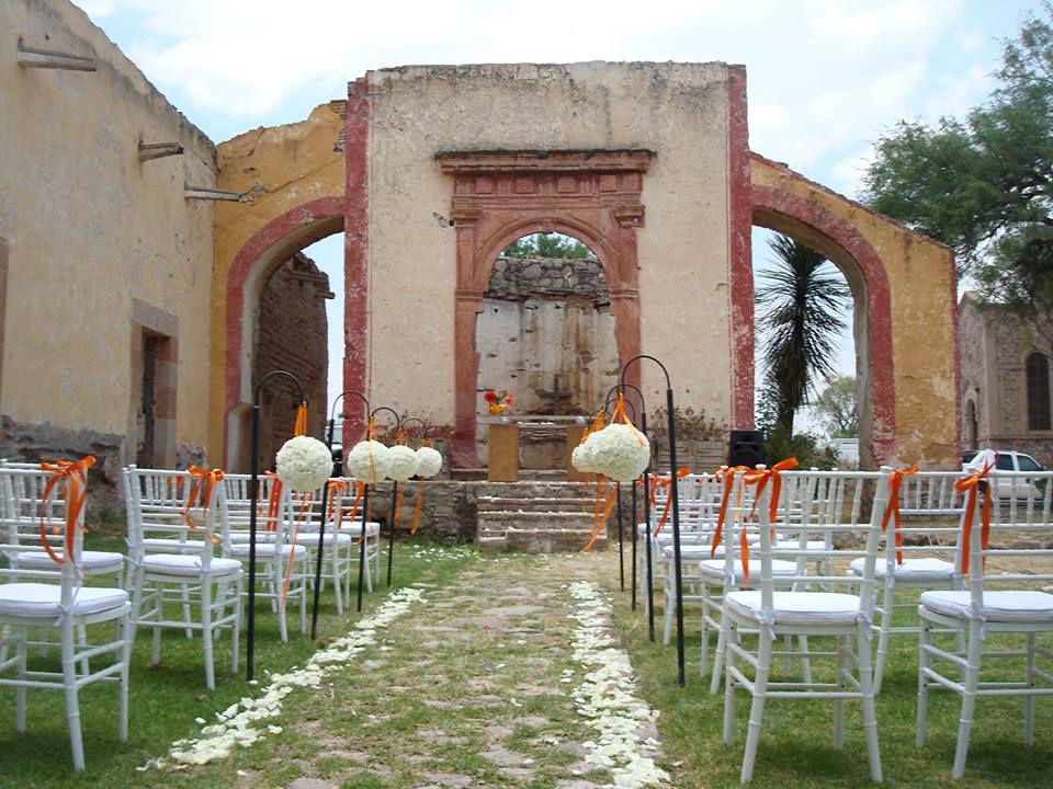 Mario Delgadillo, Professional Wedding Planner, Ceremonia Civil en Ex Hacienda