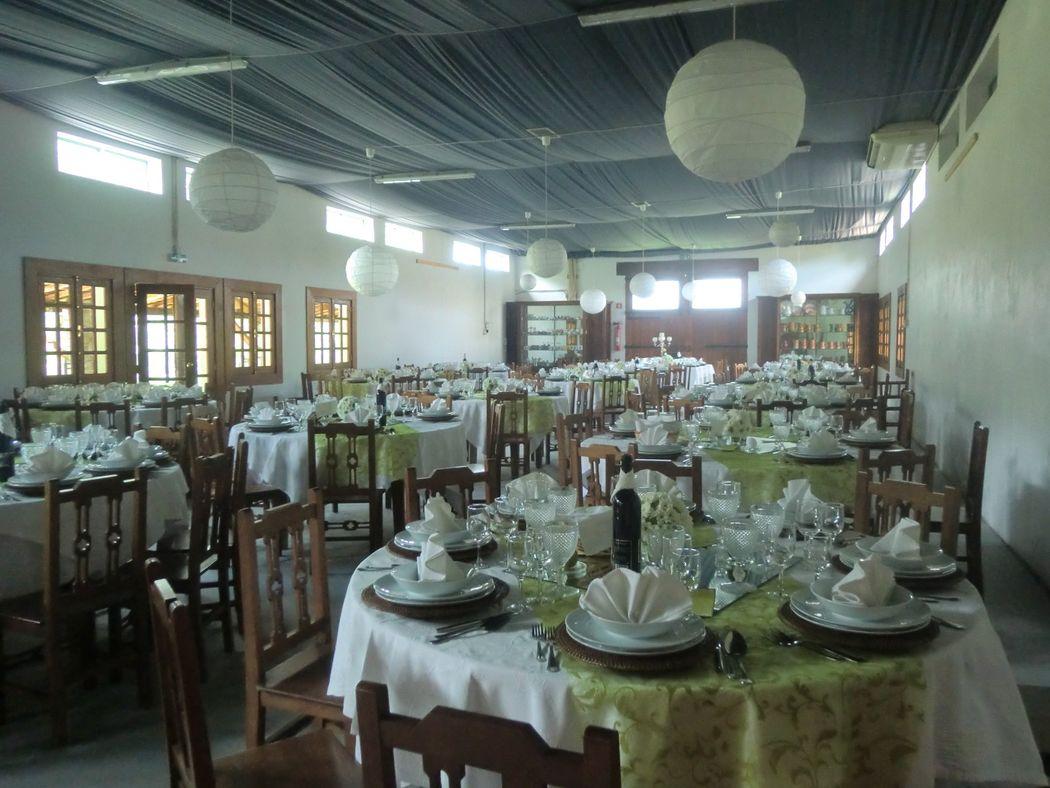 Salão de festas Quinta das Covas