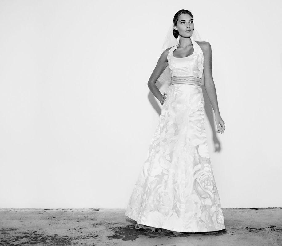 Beispiel: Ihr Brautkleid, Foto: Salon.