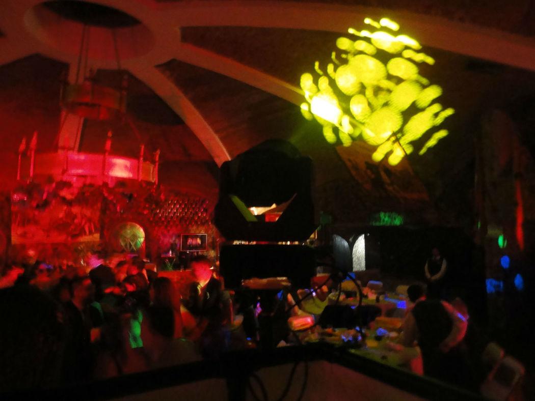 Iluminacion Profesional. Dj Boda Guanajuato, Hotel Guanajuato