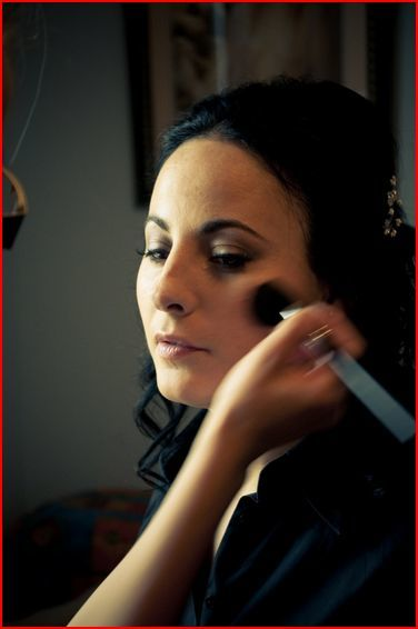 Victoria Doncel Make Up Artist