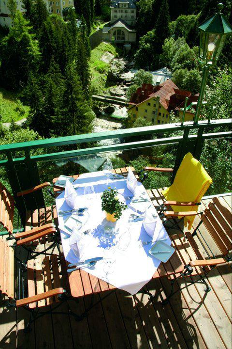 Beispiel: Terrasse, Foto: Hotel Villa Solitude.